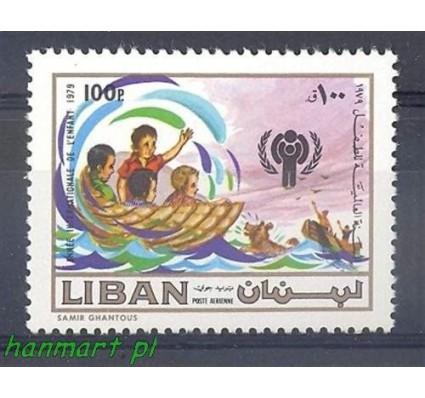 Znaczek Liban 1981 Mi 1299 Czyste **