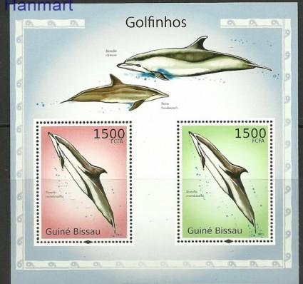 Znaczek Gwinea Bissau 2010 Mi bl 868 Czyste **