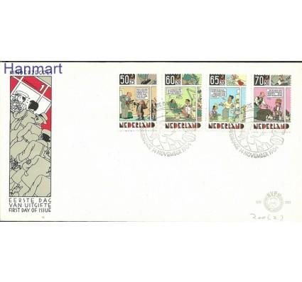 Znaczek Holandia 1984 Mi 1259-1262 FDC