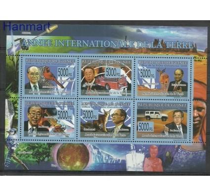 Znaczek Gwinea 2008 Mi 5894-5899 Czyste **