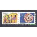 Brazylia 2002 Mi 3263-3264 Czyste **