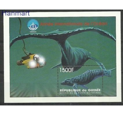 Znaczek Gwinea 1998 Mi bl 548 Czyste **