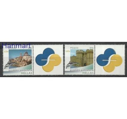 Znaczek Grecja 2006 Mi 2382-2383 Czyste **