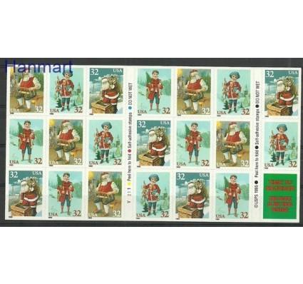 Znaczek USA 1995 Mi fol 2648-2651 Czyste **