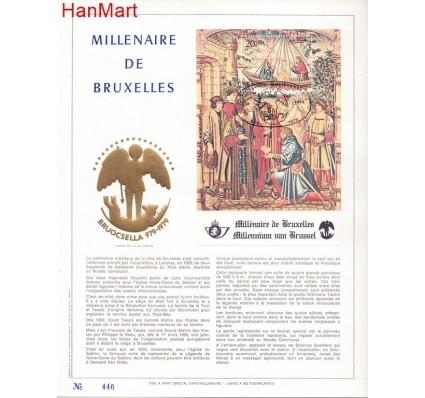 Znaczek Belgia 1979 Mi bl 48 Pierwszy dzień wydania