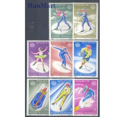 Rumunia 1984 Mi 4003-4010 Czyste **