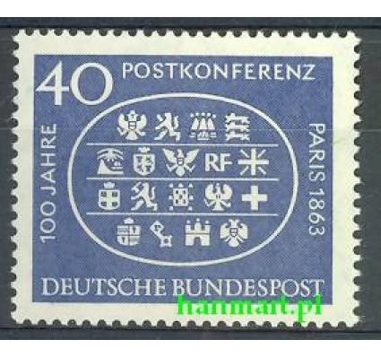 Znaczek Niemcy 1963 Mi 398 Czyste **