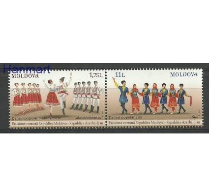 Znaczek Mołdawia 2015 Mi 928-929 Czyste **