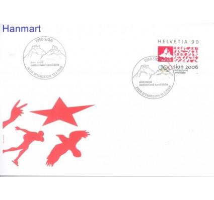 Znaczek Szwajcaria 1998 Mi 1639 FDC