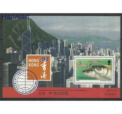Znaczek Falklandy 1997 Mi bl 15 Czyste **