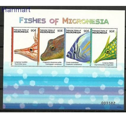Znaczek Mikronezja 2007 Mi 1804-1807 Czyste **