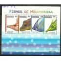 Mikronezja 2007 Mi 1804-1807 Czyste **