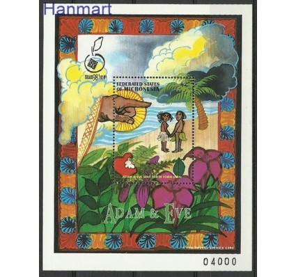 Znaczek Mikronezja 1998 Mi bl 36 Czyste **