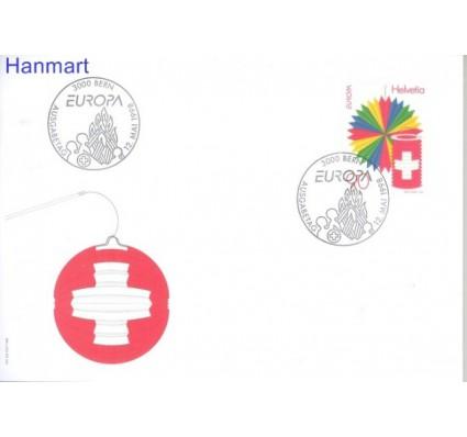 Znaczek Szwajcaria 1998 Mi 1654 FDC