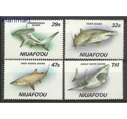Znaczek Niuafo'ou 1987 Mi 94-97 Czyste **