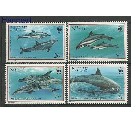 Znaczek Niue 1993 Mi 822-825 Czyste **