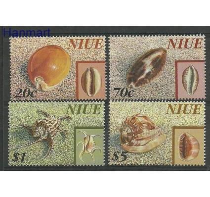 Znaczek Niue 1998 Mi 910-913 Czyste **