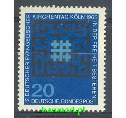 Znaczek Niemcy 1965 Mi 480 Czyste **