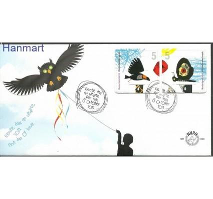 Znaczek Holandia 2012 Mi 3042-3043 FDC