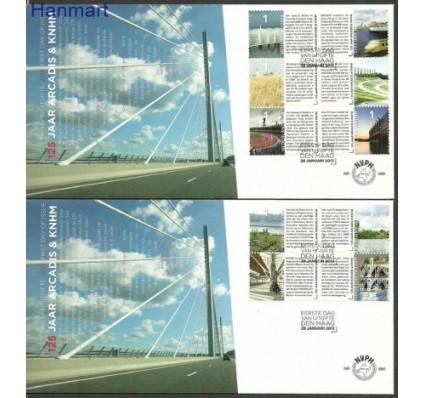 Znaczek Holandia 2013 Mi 3065-3074 FDC