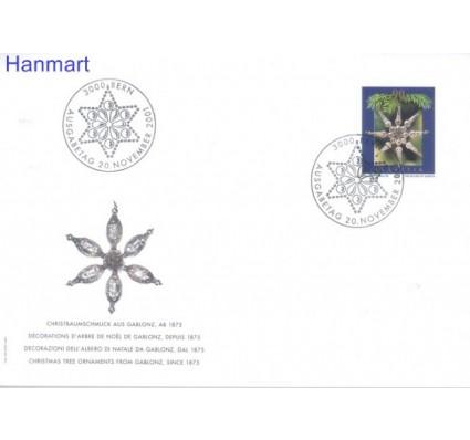 Znaczek Szwajcaria 2001 Mi 1776 FDC