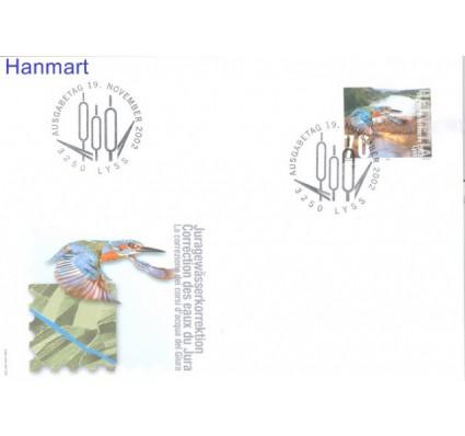 Znaczek Szwajcaria 2002 Mi 1817 FDC