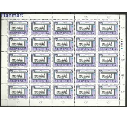 Znaczek Słowenia 1996 Mi ark 135 Czyste **