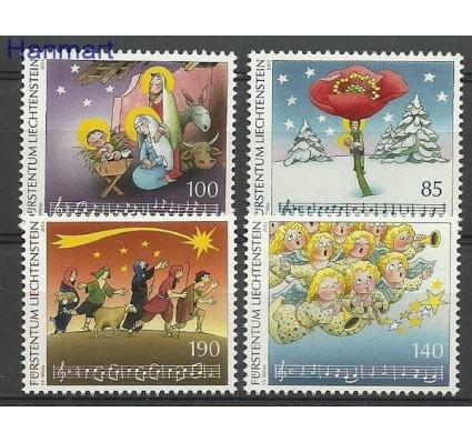 Znaczek Liechtenstein 2015 Mi 1785-1788 Czyste **