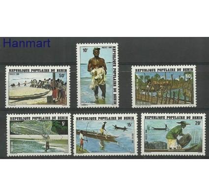 Znaczek Benin 1980 Mi 236-241 Czyste **