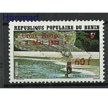 Znaczek Benin 1982 Mi 298 Czyste **