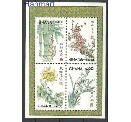 Znaczek Ghana 1998 Mi 2811-2814 Czyste **