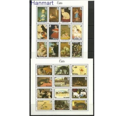 Znaczek Gambia 1994 Mi 1876-1899 Czyste **