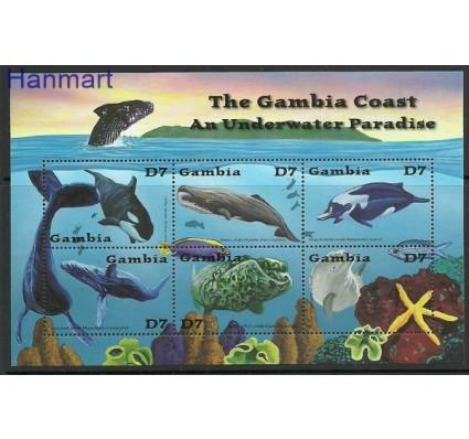Znaczek Gambia 2001 Mi 4463-4468 Czyste **