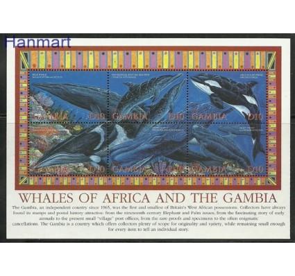 Znaczek Gambia 2002 Mi 4828-4833 Czyste **