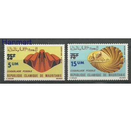 Znaczek Mauretania 1974 Mi 477-478 Czyste **