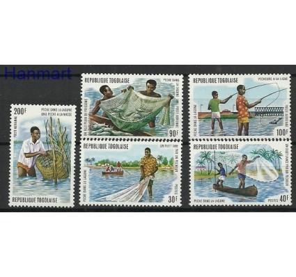 Znaczek Togo 1974 Mi 1040-1044 Czyste **