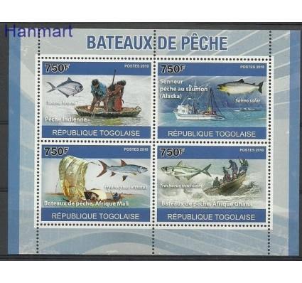 Znaczek Togo 2010 Mi 3734-3737 Czyste **