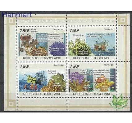 Znaczek Togo 2011 Mi 3814-3817 Czyste **