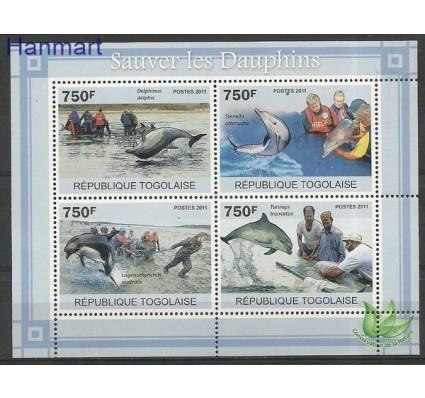 Znaczek Togo 2011 Mi 3848-3851 Czyste **