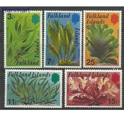 Znaczek Falklandy 1978 Mi 279-283 Czyste **