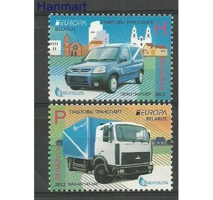 Znaczek Białoruś 2013 Mi 950-951 Czyste **