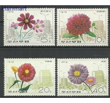 Znaczek Korea Północna 1976 Mi 1479-1482 Czyste **