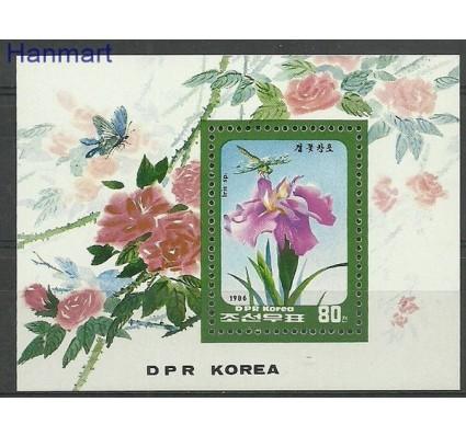 Znaczek Korea Północna 1986 Mi bl 216 Czyste **
