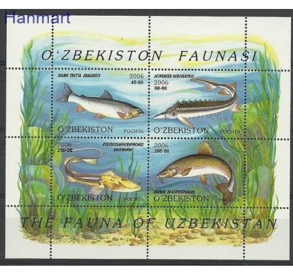 Znaczek Uzbekistan 2006 Mi bl 41 Czyste **