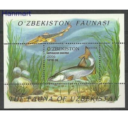 Znaczek Uzbekistan 2006 Mi bl 42 Czyste **