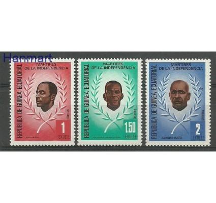Gwinea Równikowa 1979 Mi 1603-1605 Czyste **