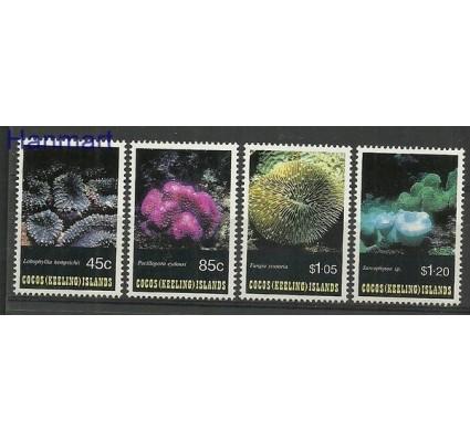 Znaczek Wyspy Kokosowe / Keelinga 1993 Mi 286-289 Czyste **