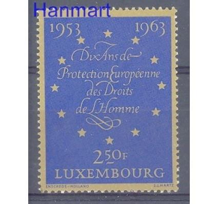 Znaczek Luksemburg 1963 Mi 679 Czyste **