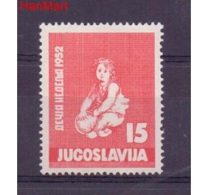 Znaczek Jugosławia 1952 Mi 696 Czyste **