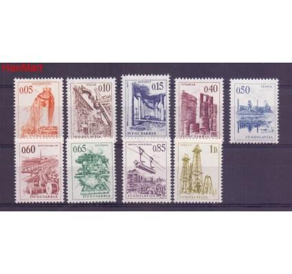 Znaczek Jugosławia 1966 Mi 1164-1172 Czyste **